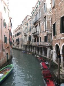 Ma.. che fiume scorre a Venezia??