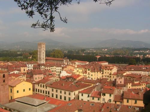 Lucca - LUCCA  DALL '   ALTO