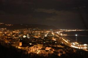Salerno…..stress di notte