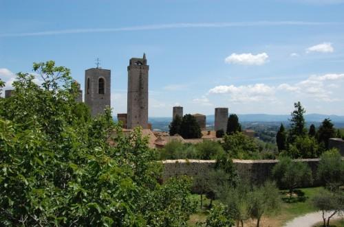 San Gimignano - Le Torri