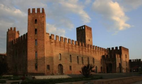 Montagnana - Montagnana: Castello di San Zeno