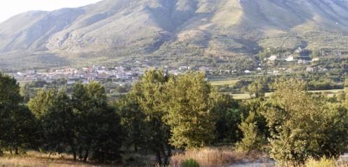 San Pietro Infine - Panoramica San Pietro Infine