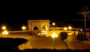 Una notte al bastion di San Remy