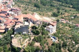Laurino…le rovine del castello Longobardo
