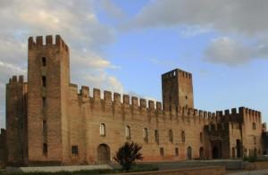 Montagnana: Il Castello