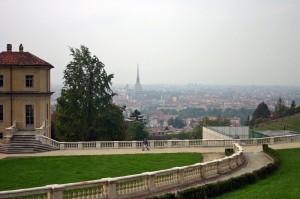 Torino dalla sua collina