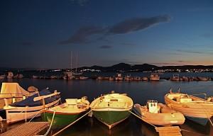 Le barche di Golfo Aranci