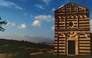 La campagna attorno a San Pietro delle Immagini o di Simbranos