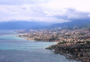 i …Nervi di… Genova….