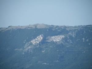 Vista da Bellegra