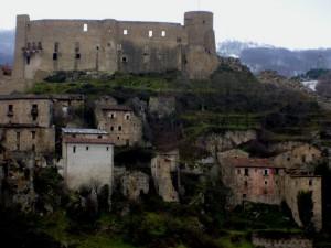 Il bellissimo castello Caracciolo