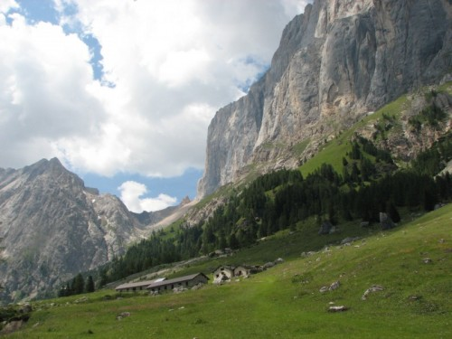 Rocca Pietore - Malga Ciapela