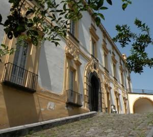 Ottaviano - palazzo del Principe