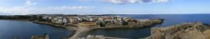 Panorama de Le Castella