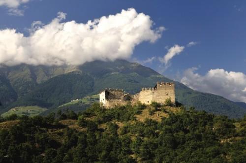 Laces - Burg Obermontani