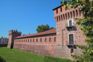 Il Castello ed il fossato