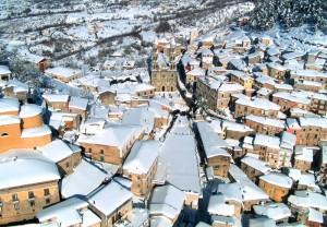 neve su Montesano