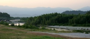 """Il fiume """"sacro"""" alla patria"""