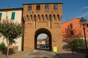 La porta della città