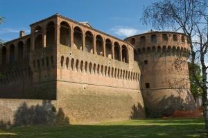 Rocca Sforzesca e mura