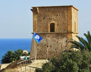 Torre di avvistamento a Porto Palo (Menfi- AG)