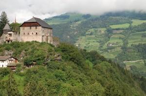 Castel Summersberg a Gudon presso Chiusa (BZ)