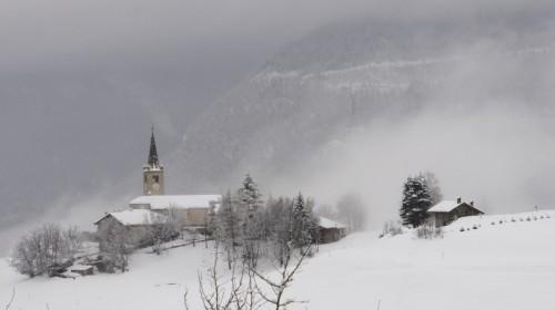Saint-Nicolas - Inverno....