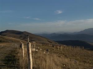 Da Barisciano verso Santo Stefano di Sessanio