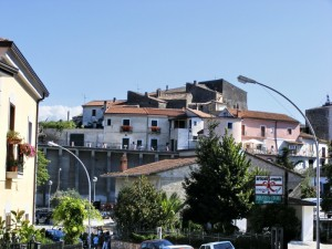 Centro storico - visto da sud