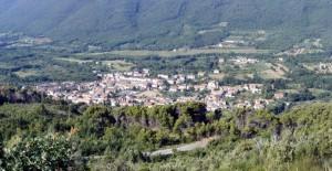 Panorama di Formicola
