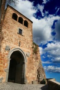 Porta santa Maria in Civita