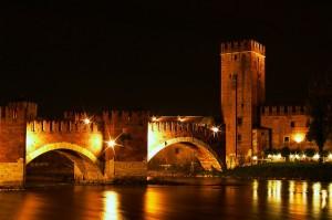 Castelvecchio e il ponte fortificato