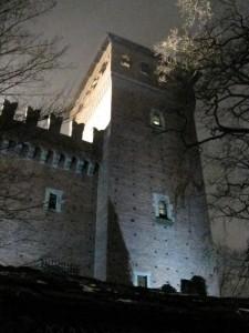 Particolare della Rocca medievale