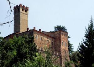 Il castello di Rivara