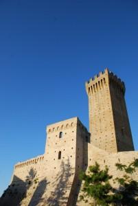 il castello di Montefiore