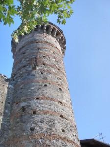 Torre a pianta circolare