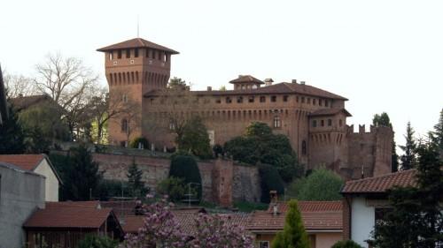 Barengo - Il castello di Barengo