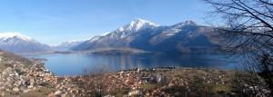 Gravedona, verso la Valtellina