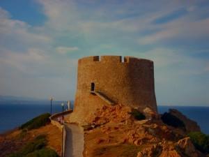 Santa Teresa di Gallura - La torre