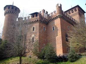 Castello nel borgo medioevale