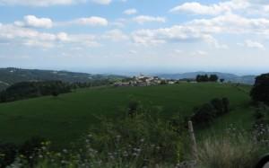 Erbezzo - Panorama