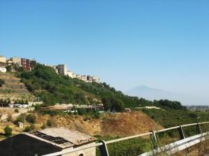 106- Carlentini e l'Etna