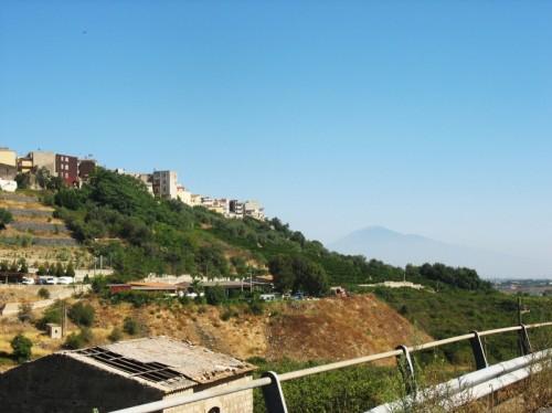 Carlentini - 106- Carlentini e l'Etna