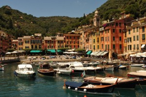 veduta di Portofino