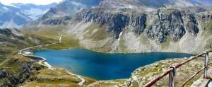 Il colle del Nivolet - panorama estivo