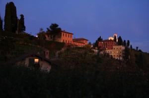 Una passeggiata romantica a Montevecchia