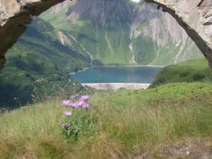 Spiraglio panoramico lago Morasco