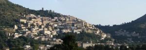 Panorama di Pietravairano