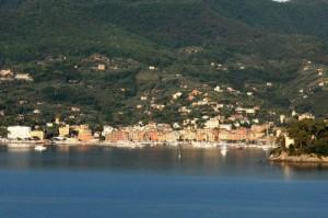 Santa Margherita vista da Zoagli