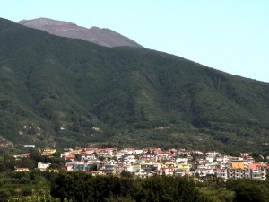 Massa di Somma ed il Vesuvio